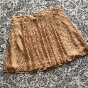 Pleated skirt by Old Navy. Size M